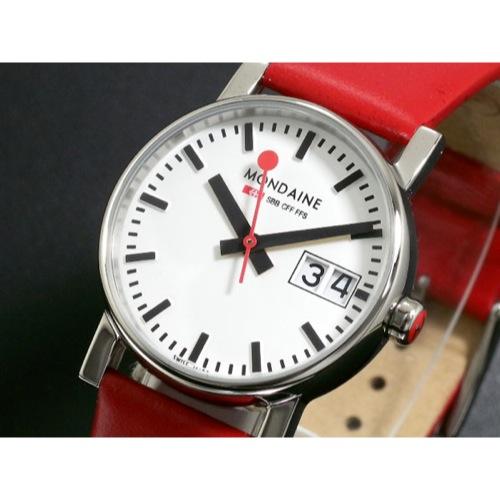 モンディーン MONDAINE クオーツ レディース 腕時計 A669.30305.11SBC 国内正規