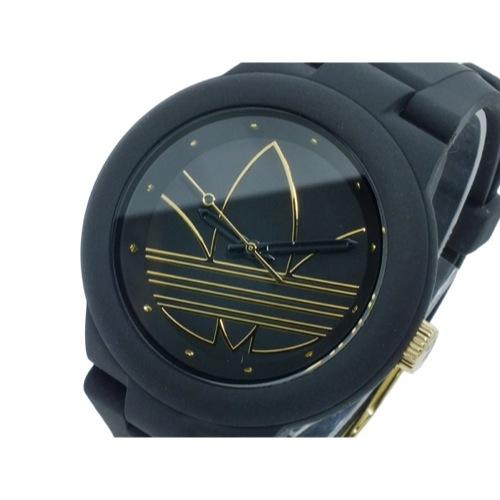 アディダス ADIDAS アバディーン クオーツ レディース 腕時計 ADH3013 ブラック
