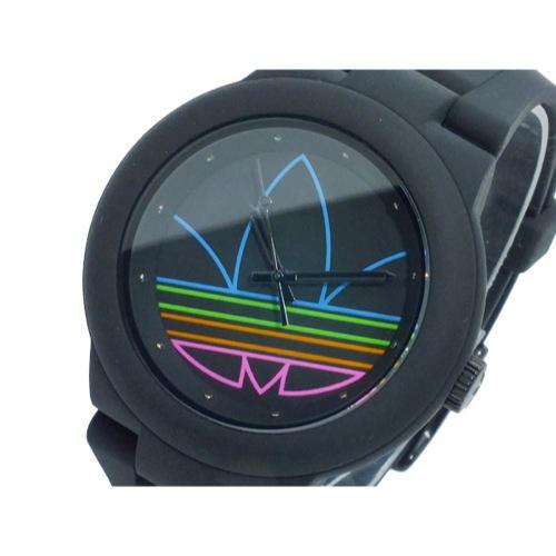 アディダス ADIDAS アバディーン クオーツ レディース 腕時計 ADH3014 ブラック