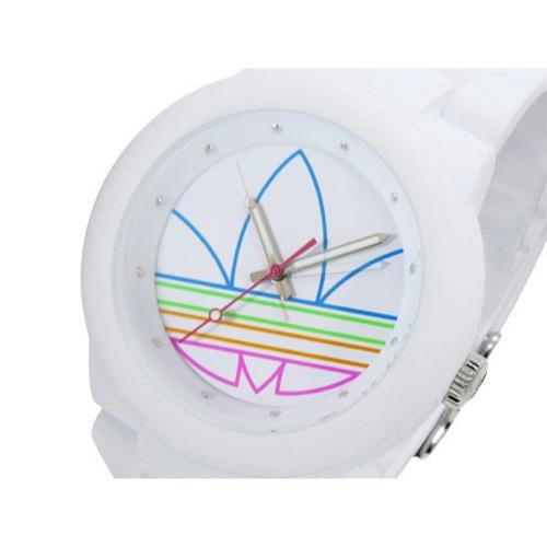 アディダス ADIDAS アバディーン クオーツ ユニセックス 腕時計 ADH3015 ホワイト