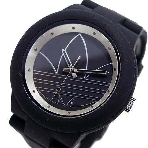 アディダス ADIDAS アバディーン クオーツ レディース 腕時計 ADH3048 ブラック