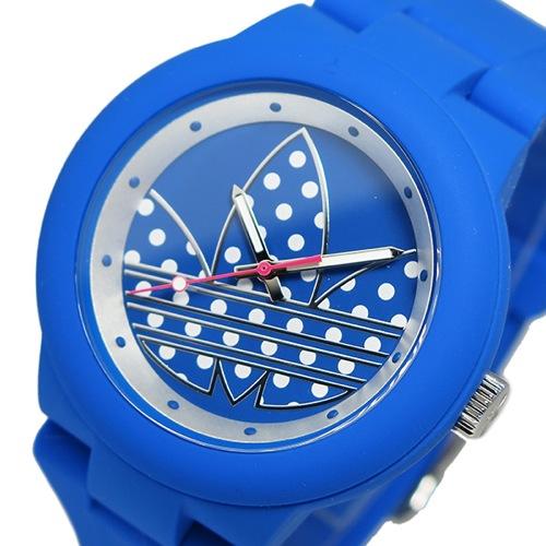 アディダス ADIDAS アバディーン クオーツ レディース 腕時計 ADH3049 ブルー