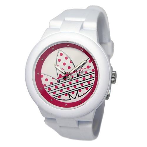 アディダス ADIDAS アバディーン クオーツ レディース 腕時計 ADH3051 ホワイト