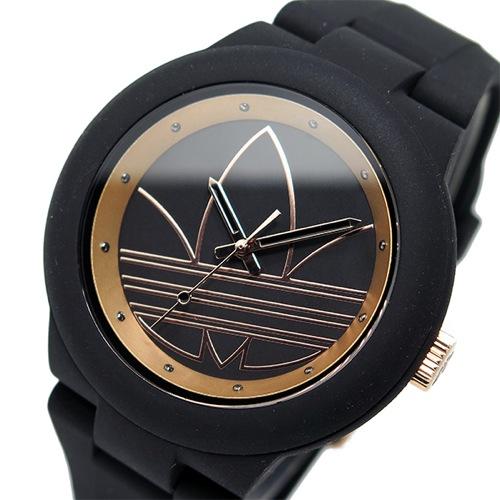 アディダス ADIDAS アバディーン クオーツ レディース 腕時計 ADH3086 ブラック
