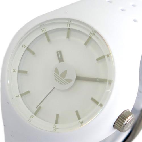 アディダス ADIDAS 腕時計 メンズ レディース ADH3201 クォーツ ホワイト></a><p class=blog_products_name