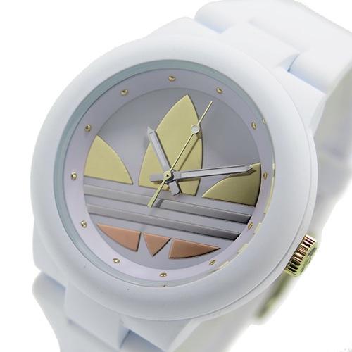 アディダス ADIDAS アバディーン クオーツ レディース 腕時計 ADH9083 ホワイト