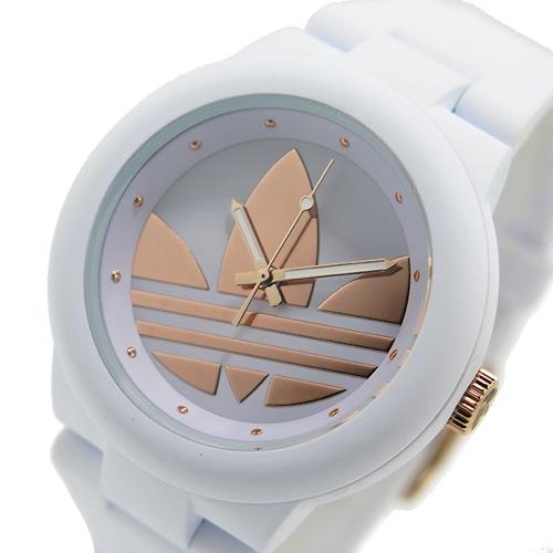 アディダス ADIDAS アバディーン クオーツ レディース 腕時計 ADH9085 ホワイト