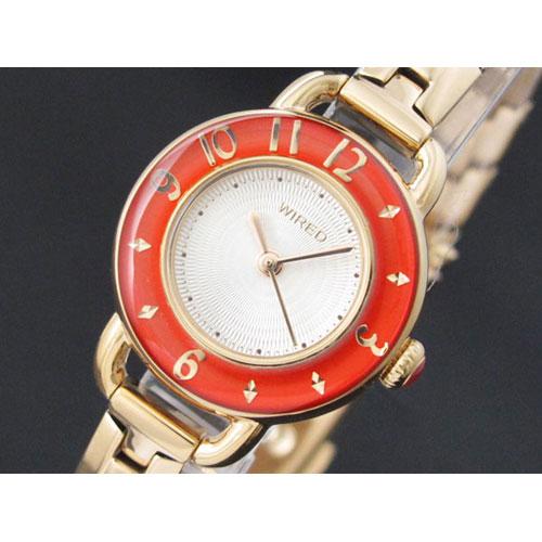 セイコー SEIKO ワイアード エフ WIRED F レディース 腕時計 AGEK407