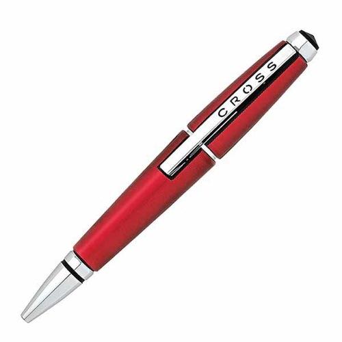 クロス CROSS エッジ EDGE ローラーボール ボールペン AT0555-7 レッド