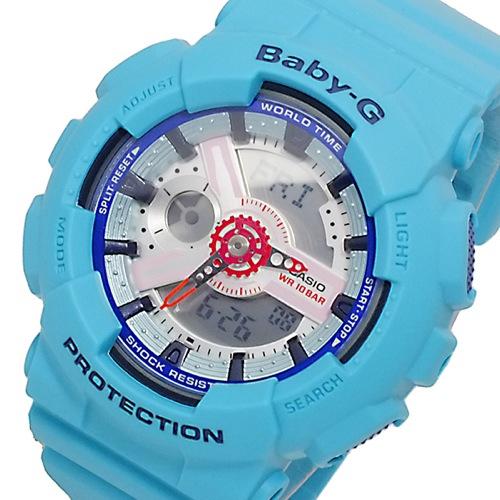 カシオ CASIO ベビーG BABY-G アナデジ レディース 腕時計 BA-110SN-3A