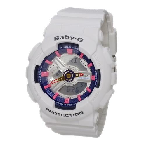 カシオ CASIO ベビーG BABY-G アナデジ レディース 腕時計 BA-110SN-7A