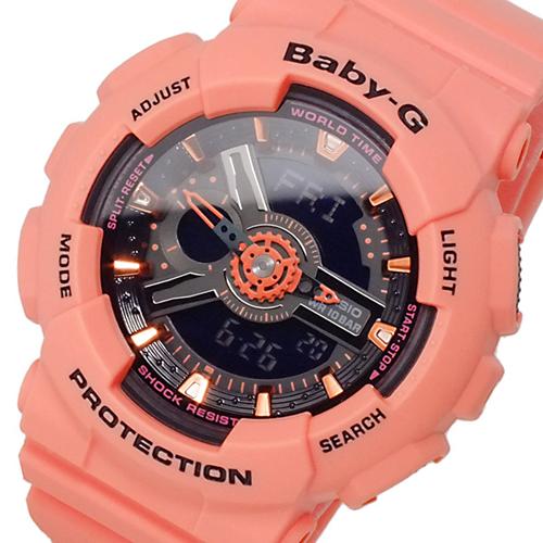 カシオ CASIO ベビーG BABY-G アナデジ レディース 腕時計 BA-111-4A2
