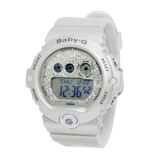 カシオ CASIO ベビーG BABY-G レディース デジタル 腕時計 BG-6900SG-8 シルバー