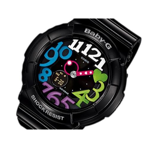 カシオ CASIO ベビーG BABY-G レディース 腕時計 BGA-131-1B2JF 国内正規