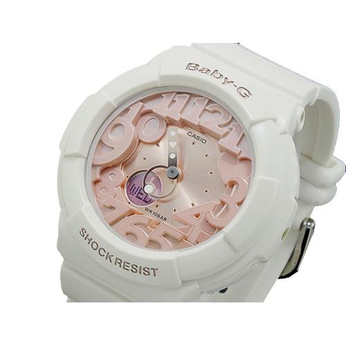 カシオ CASIO ベイビーG シェルピンクカラーズ レディース 腕時計 BGA-131-7B2