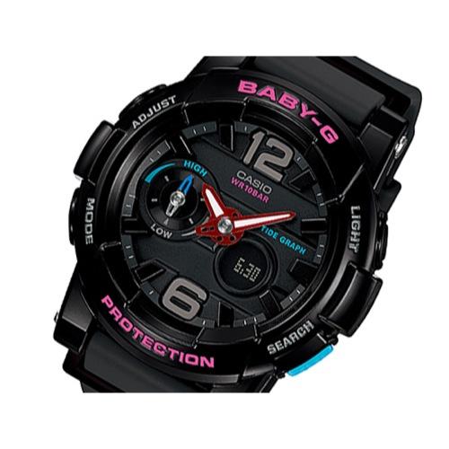 カシオ CASIO ベビーG BABY-G G-LIDE レディース 腕時計 BGA-180-1BJF 国内正規