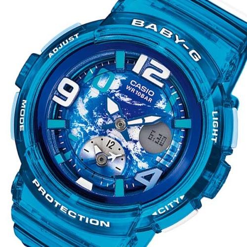 カシオ ベビージー ビーチトラベラーシリーズ 腕時計 BGA-190GL-2BJF 国内正規
