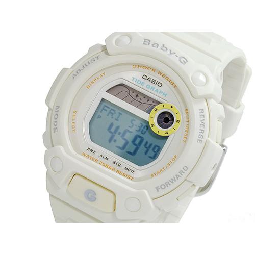 カシオ CASIO ベイビーG BABY-G Gライド レディース 腕時計 BLX-102-7 ホワイト