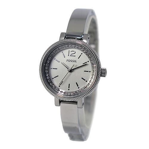 フォッシル FOSSIL クオーツ レディース 腕時計 BQ1200 シルバー