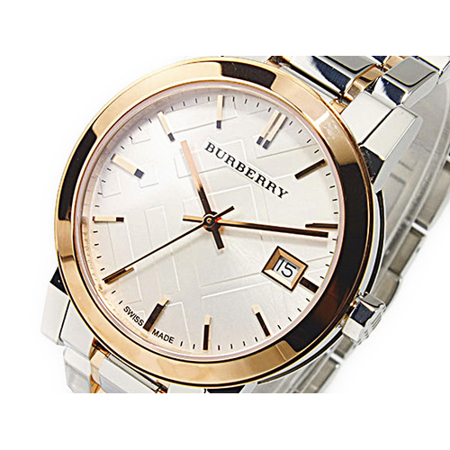 バーバリー BURBERRY クオーツ レディース 腕時計 BU9105