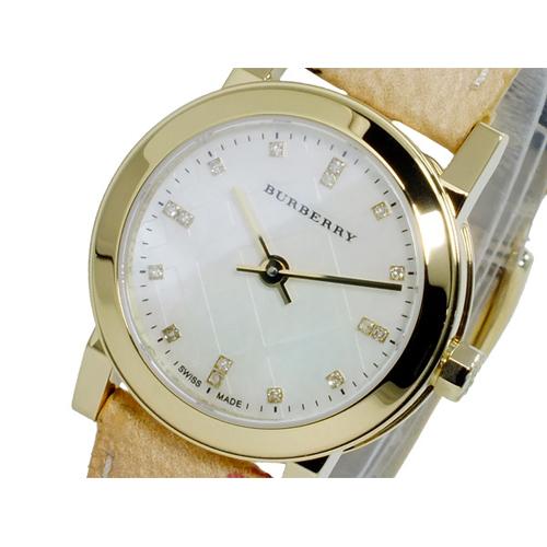 バーバリー BURBERRY クオーツ レディース 腕時計 BU9226