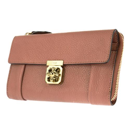 クロエ CHLOE 長財布 レディース 3P0591-835/B5C ピンク