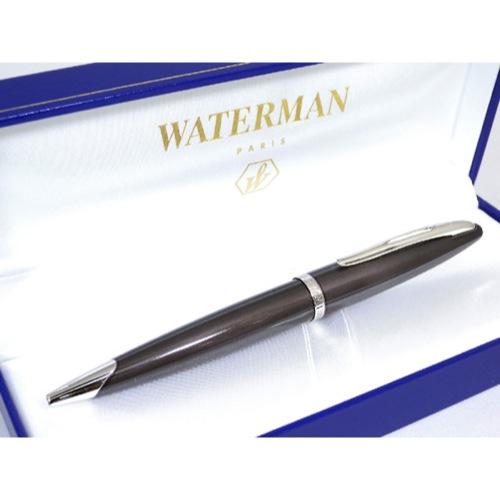 ウォーターマン WATERMAN カレン ボールペン フロスティーブラウン STBP