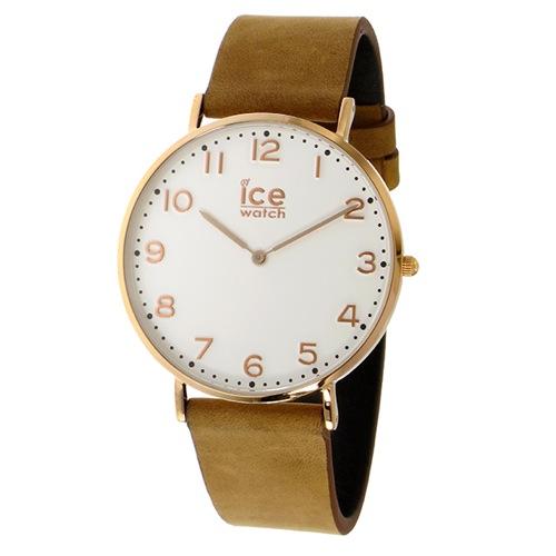 アイスウォッチ アイスシティ ユニセックス 替えベルト付 腕時計 CHLAWHI41N15 ホワイト