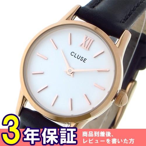 クルース ラ ヴェデット 24mm 腕時計 CL50008 ホワイトローズゴールド
