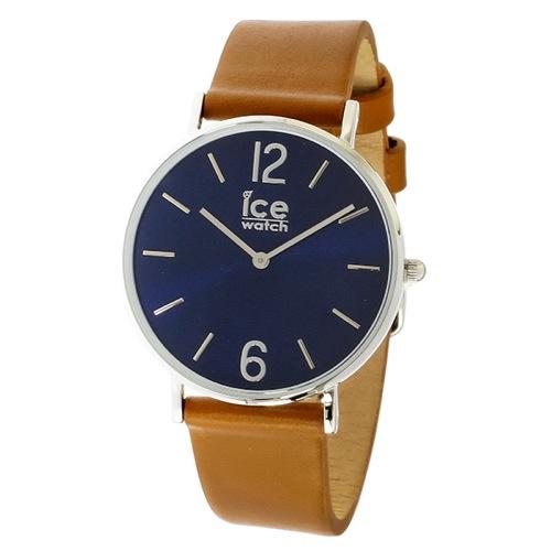 アイスウォッチ シティタンナー ユニセックス 腕時計 CTCBE36L16 ネイビー