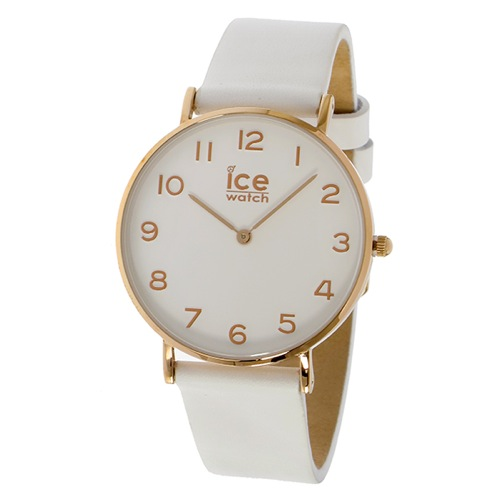 アイスウォッチ シティタンナー ユニセックス 腕時計 CTWRG36L16 ホワイト