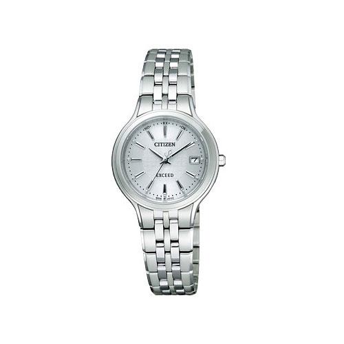 シチズン CITIZEN エクシード エコ ドライブ 電波時計 レディース 腕時計 EBD75-2791 国内正規