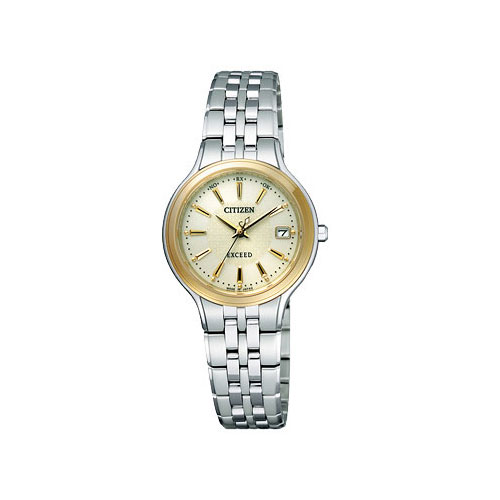 シチズン CITIZEN エクシード エコ ドライブ 電波時計 レディース 腕時計 EBD75-2792 国内正規
