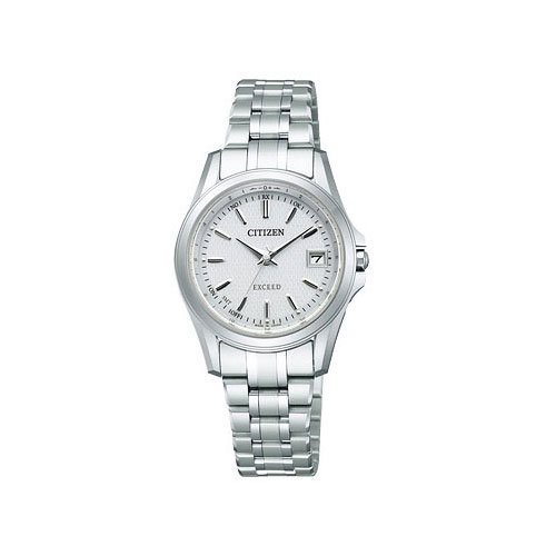 シチズン CITIZEN エクシード エコ ドライブ 電波時計 レディース 腕時計 EC1000-51A 国内正規