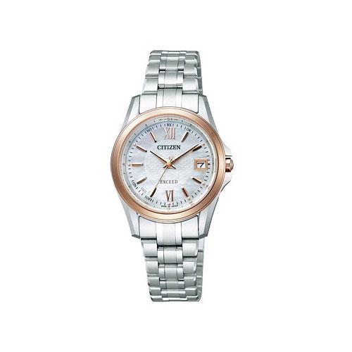シチズン CITIZEN エクシード エコ ドライブ 電波時計 レディース 腕時計 EC1004-50D 国内正規