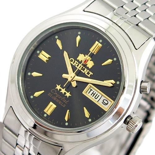 オリエント ORIENT 腕時計 レディース SEM0301WB-B クォーツ ブラック シルバー></a><p class=blog_products_name