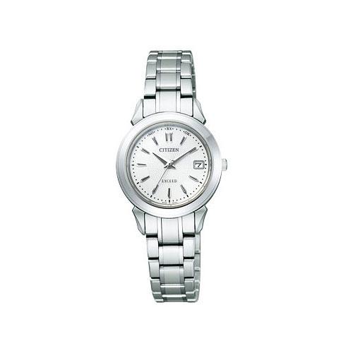 シチズン CITIZEN エクシード エコ ドライブ 電波時計 レディース 腕時計 ES1000-57A 国内正規