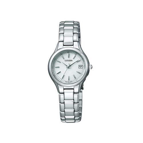 シチズン CITIZEN シチズン コレクション エコ ドライブ 電波時計 レディース 腕時計 ES1010-53A 国内正規