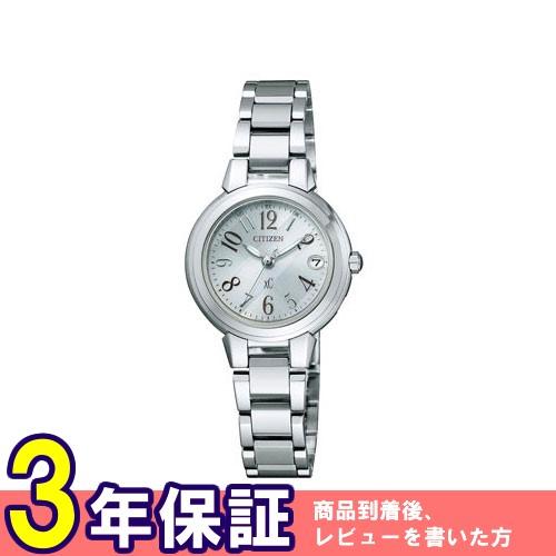 シチズン クロスシー エコ ドライブ 電波時計 レディース 腕時計 ES8030-58A 国内正規