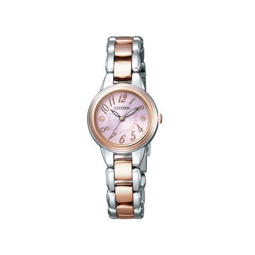 シチズン CITIZEN シチズン コレクション エコ ドライブ レディース 腕時計 EX2034-58W 国内正規
