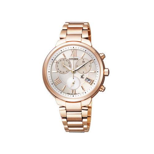 シチズン CITIZEN クロスシー クロノ エコ ドライブ レディース 腕時計 FB1332-50A 国内正規