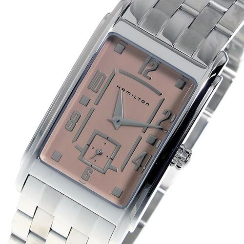 ハミルトン アードモア クオーツ レディース 腕時計 H11411173 ピンク