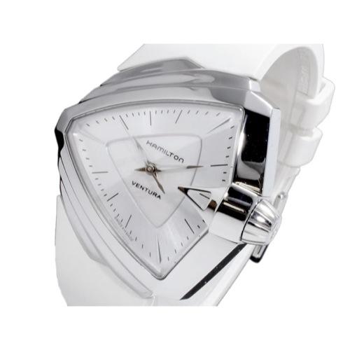 ハミルトン HAMILTON ベンチュラ クオーツ レディース 腕時計 H24251391