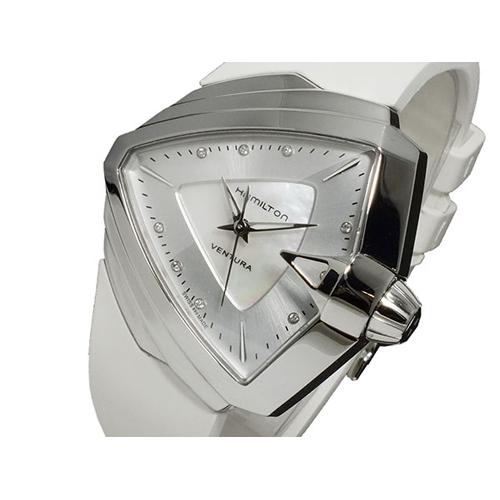 ハミルトン HAMILTON ベンチュラ クオーツ レディース 腕時計 H24251399