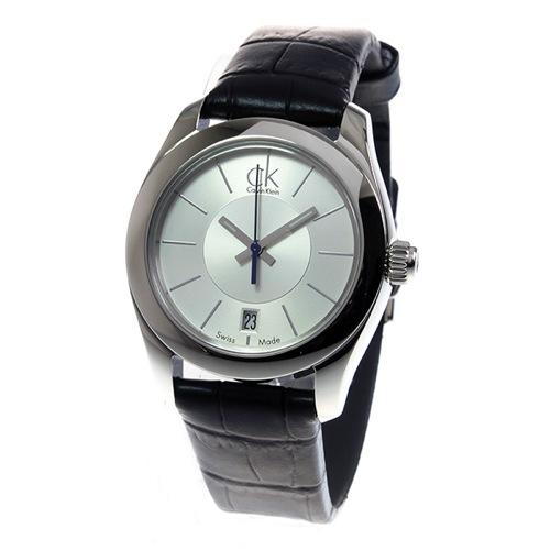 カルバン クライン CALVIN KLEIN クオーツ レディース 腕時計 K0K23126 シルバー