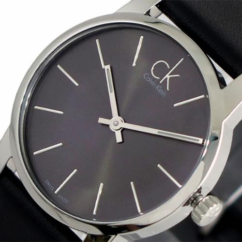 カルバンクライン CALVIN KLEIN 腕時計 レディース K2G23107 シティー CITY クォーツ メタルブラック ブラック></a><p class=blog_products_name