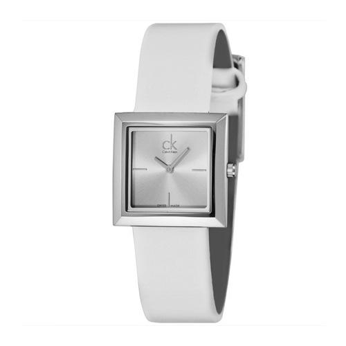 カルバン クライン マーク mark クオーツ レディース 腕時計 K3R231L6 シルバー