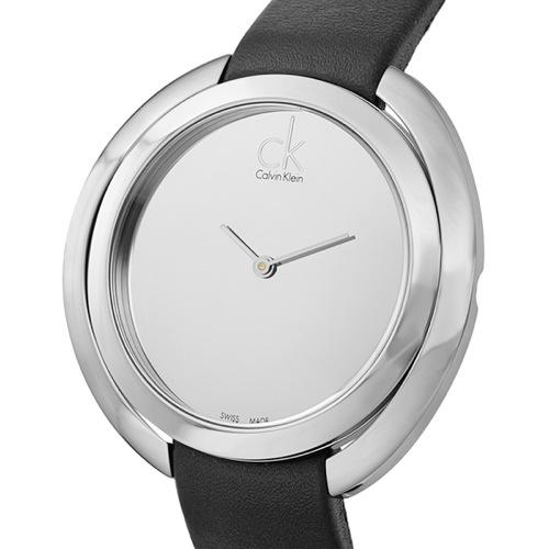 カルバン クライン Calvin Klein クオーツ レディース 腕時計 K3U231.C8 シルバー