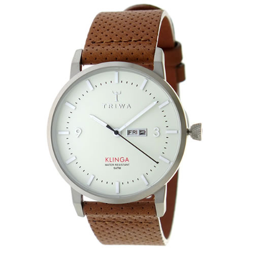トリワ クオーツ ユニセックス 腕時計 KLST101-CD010212 ホワイト></a><p class=blog_products_name