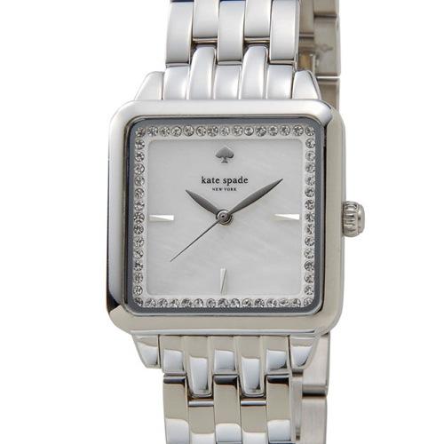 ケイトスペード ワシントン スクエア レディース 腕時計 KSW1114 シルバー